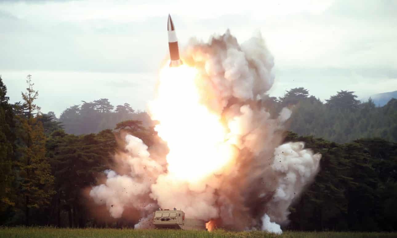 Nhật Bản,Triều Tiên,Mỹ,Hàn Quốc,phi hạt nhân hoá,hạt nhân,đầu đạn hạt nhân,tên lửa,quân sự,quốc phòng,Donald Trump,Kim Jong Un