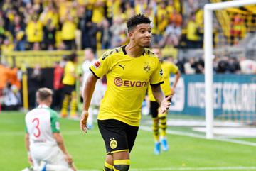 MU nghe mà hoảng, Dortmund nâng giá Sancho 150 triệu bảng