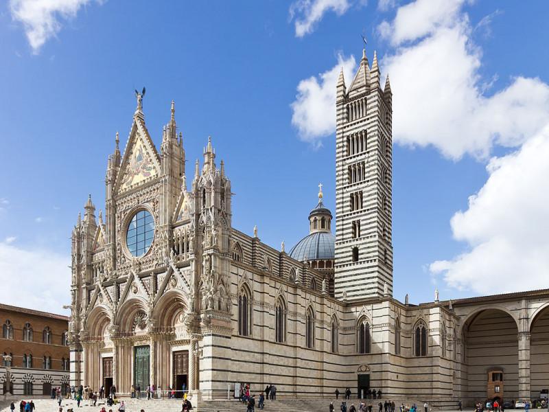 Italia,Nhà thờ