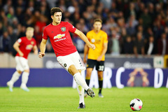 Ronaldo bức xúc Maguire về MU, Arsenal lại phá két