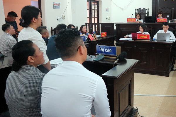 chống người thi hành công vụ,Hà Nội