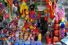 Cheap Chinese toys flood Vietnamese market despite safety concerns