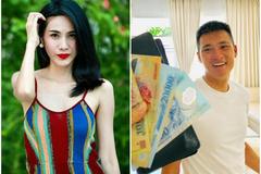 Thủy Tiên 'than trời' vì con gái xin tiền mẹ để lén cho ba Công Vinh