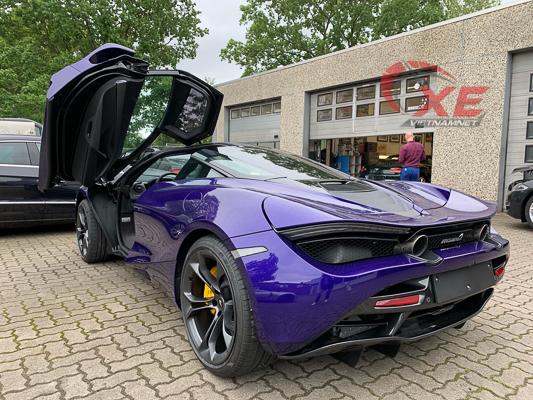 Lý do đại gia Vũng Tàu mê McLaren 720S 26 tỷ màu tím mộng mơ