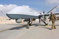 Máy bay không người lái Mỹ giá 370 tỷ bị 'nhóm thân Iran' bắn hạ