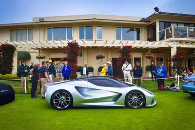 Siêu xe chạy điện mạnh nhất thế giới giá 2,2 triệu USD