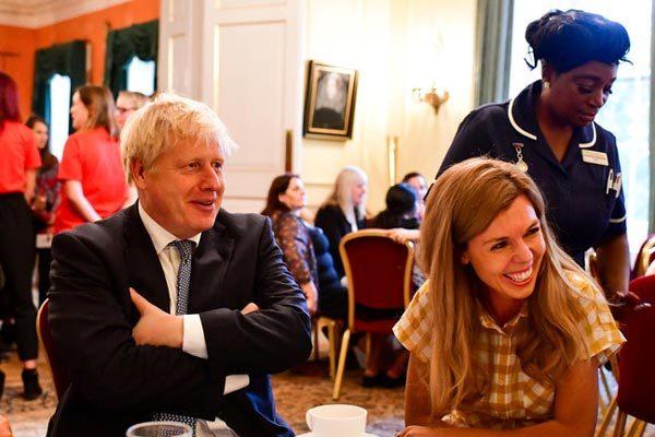Anh,tân thủ tướng Anh,Mỹ,bạn gái Thủ tướng Anh