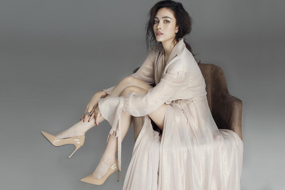 Dương Khắc Linh viết ca khúc mới tặng chị dâu Lưu Hiền Trinh