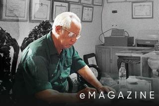 Cơ ngơi rộng 2000m2 của ông lão 76 tuổi ở Hà thành