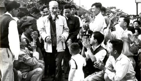 Đảng Cộng sản,Di chúc,Bác Hồ
