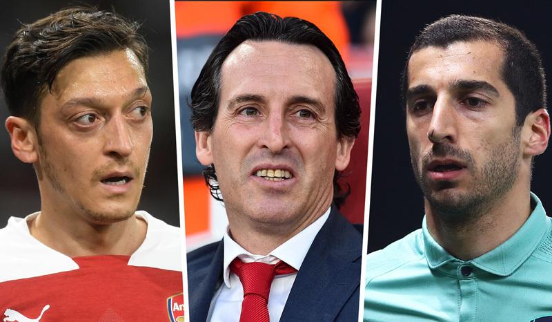 Arsenal,Aubameyang,Lacazette