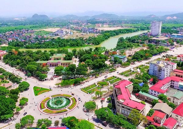 Khu đô thị thông minh - 'điểm sáng' bất động sản Thái Nguyên