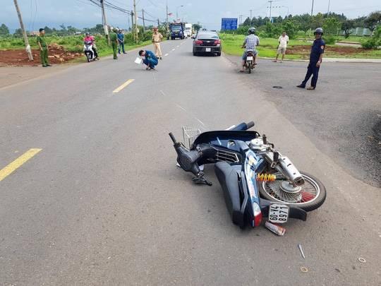 Tạm giữ hình sự 3 thanh niên ở Đồng Nai tấn công cảnh sát giao thông