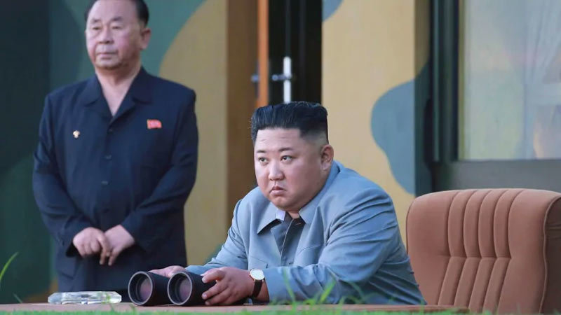 Mỹ,Triều Tiên,Donald Trump,Kim Jong Un,tên lửa