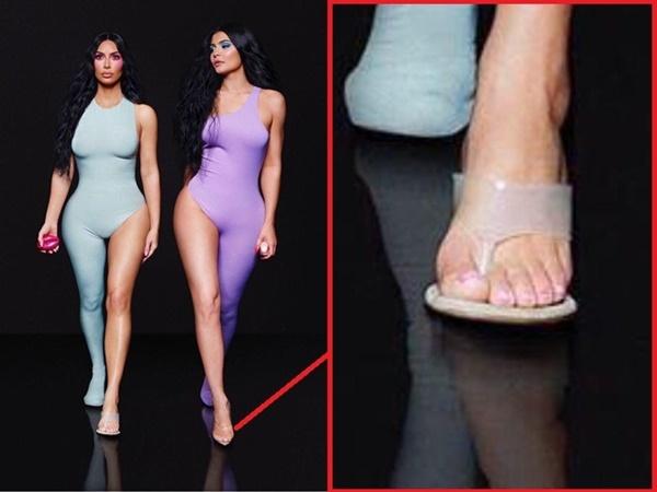 Sao mất tay, chân 6 ngón vì thảm họa photoshop