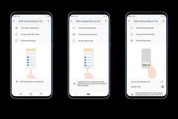 VOS 2.0 trên Vsmart Live: Hệ điều hành Việt được tùy biến sâu