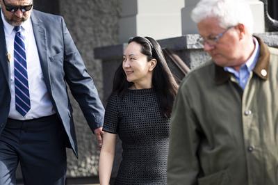 Mỹ cáo buộc Huawei có nhiều công ty con bí mật ở Syria