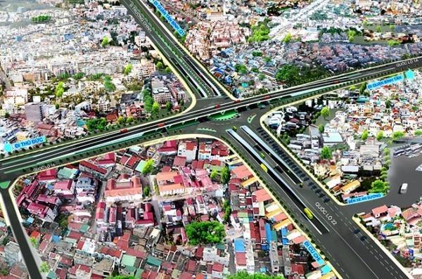 Hầm chui 500 tỷ cứu kẹt xe cửa ngõ Sài Gòn 'bất động' vì mặt bằng