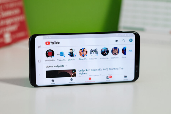 Google,YouTube