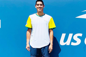 Thai Son Kwiatkowski ousted from US Open