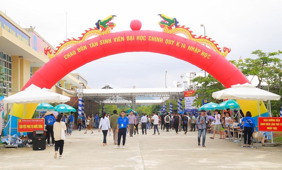 thủ khoa,ĐH Công nghiệp Hà Nội,tựu trường,khai giảng