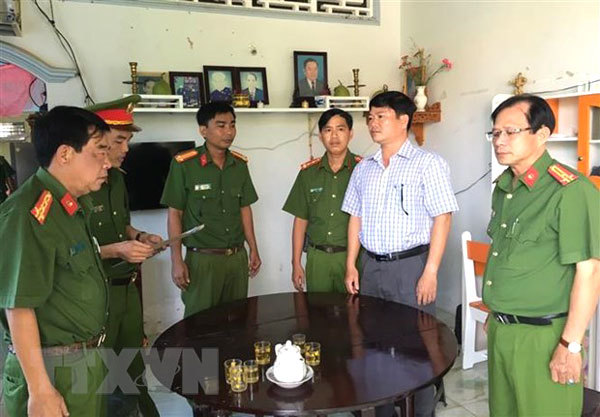 Tra Vinh,two top officials,tax evasion probe,arrested,social news,vietnamnet bridge,english news,Vietnam news,vietnamnet news,Vietnam latest news,Vietnam breaking news,Vietnamese newspaper,news vietnam