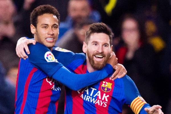 Messi nằng nặc yêu cầu Barca chiêu mộ Neymar
