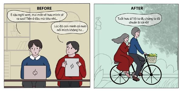 Những thay đổi của người Việt trong 'dự phòng bất trắc'