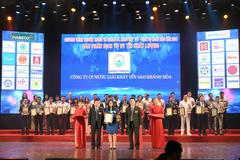 Sanvinest Khánh Hòa vào Top 10 hàng Việt chất lượng tốt 2019