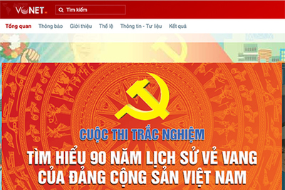 Ban Tuyên giáo TƯ phát động cuộc thi tìm hiểu về Đảng trên mạng xã hội