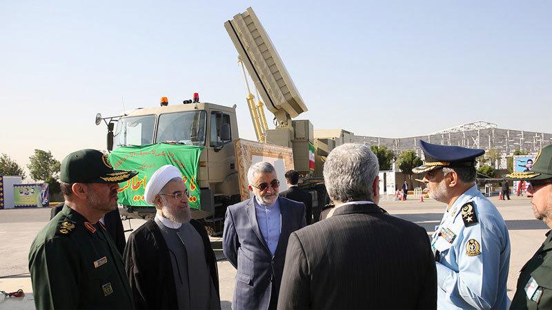 Iran,vũ khí,tên lửa,hệ thống S-300,hệ thống Patriot