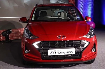 Khám phá Hyundai Grand i10 Nios giá 160 triệu