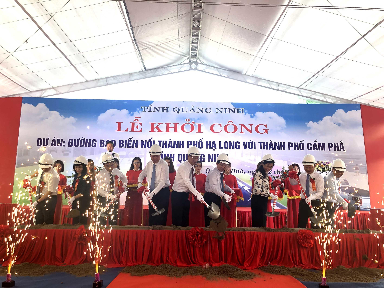 Quảng Ninh làm đường bao biển 1.300 tỷ nối Hạ Long - Cẩm Phả