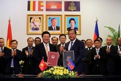 Vietnam, Cambodia reach cooperative contents in 28 sectors
