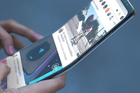 Galaxy Fold 2 sẽ có màn hình uốn cong theo chiều dọc
