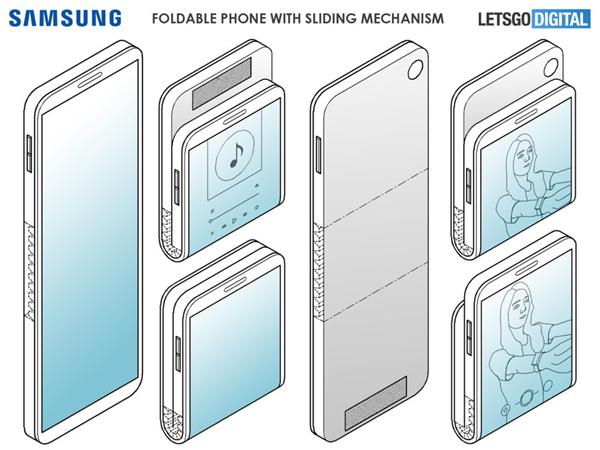 Galaxy Fold 2,Galaxy Fold,Samsung,Điện thoại Samsung