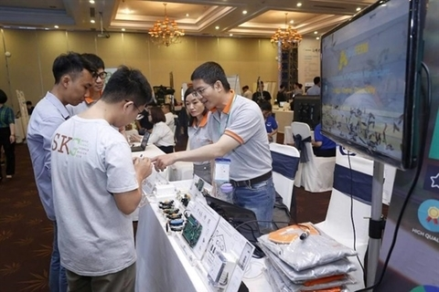 VN Start-up Day attracts nearly 200 Vietnamese and foreign start-ups
