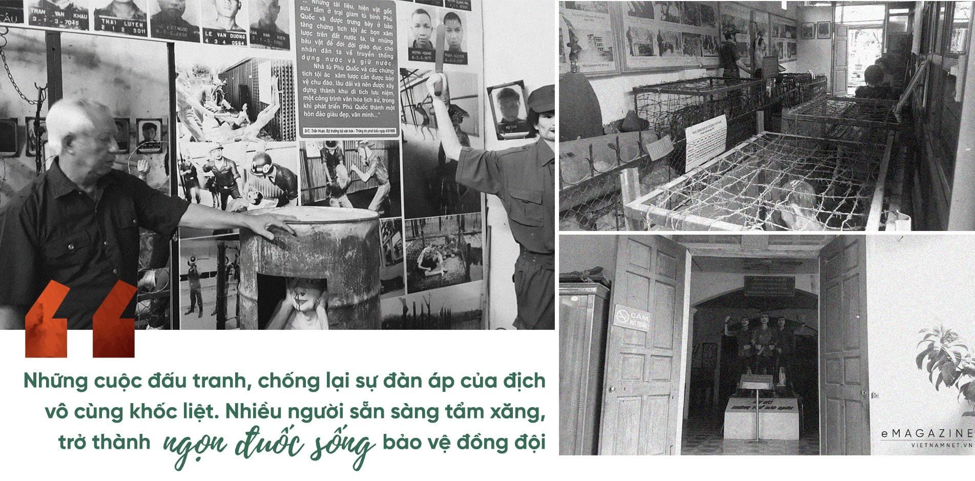 Phú Quốc,Bảo tàng,Nhà tù Phú Quốc
