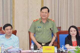 Ghi âm bố bịa chuyện con gái 6 tuổi bị xâm hại tình dục ở Nghệ An