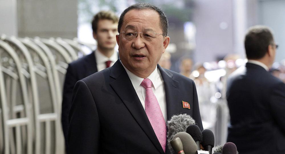 Ngoại trưởng Triều Tiên sẽ phát biểu ở Liên Hợp Quốc