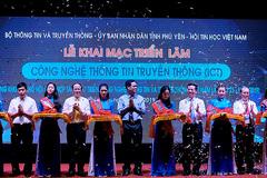 Khai mạc Hội thảo - Triển lãm hợp tác phát triển CNTT-TT Việt Nam 2019