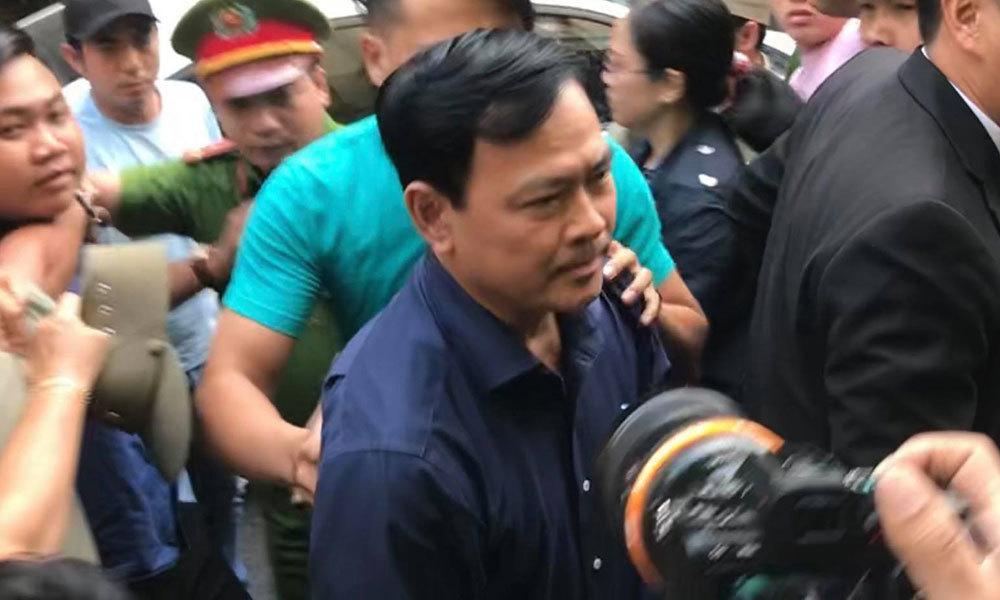 Bị tuyên phạt 18 tháng tù, Nguyễn Hữu Linh kháng cáo ngay bản án