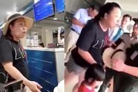 Lý do nữ công an thoá mạ nhân viên hàng không chỉ bị phạt 200 ngàn