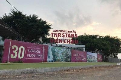 """Dự án nghìn tỷ TNR Diễn Châu liên tục bị """"tuýt còi"""""""