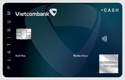 Thẻ tín dụng hoàn tiền không giới hạn Vietcombank, nhiều đặc quyền vượt trội