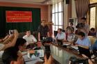 Truy tố 5 bị can, đề nghị xử lý 210 phụ huynh vụ gian lận điểm thi ở Hà Giang