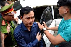 Nguyễn Hữu Linh lãnh án 1 năm 6 tháng tù