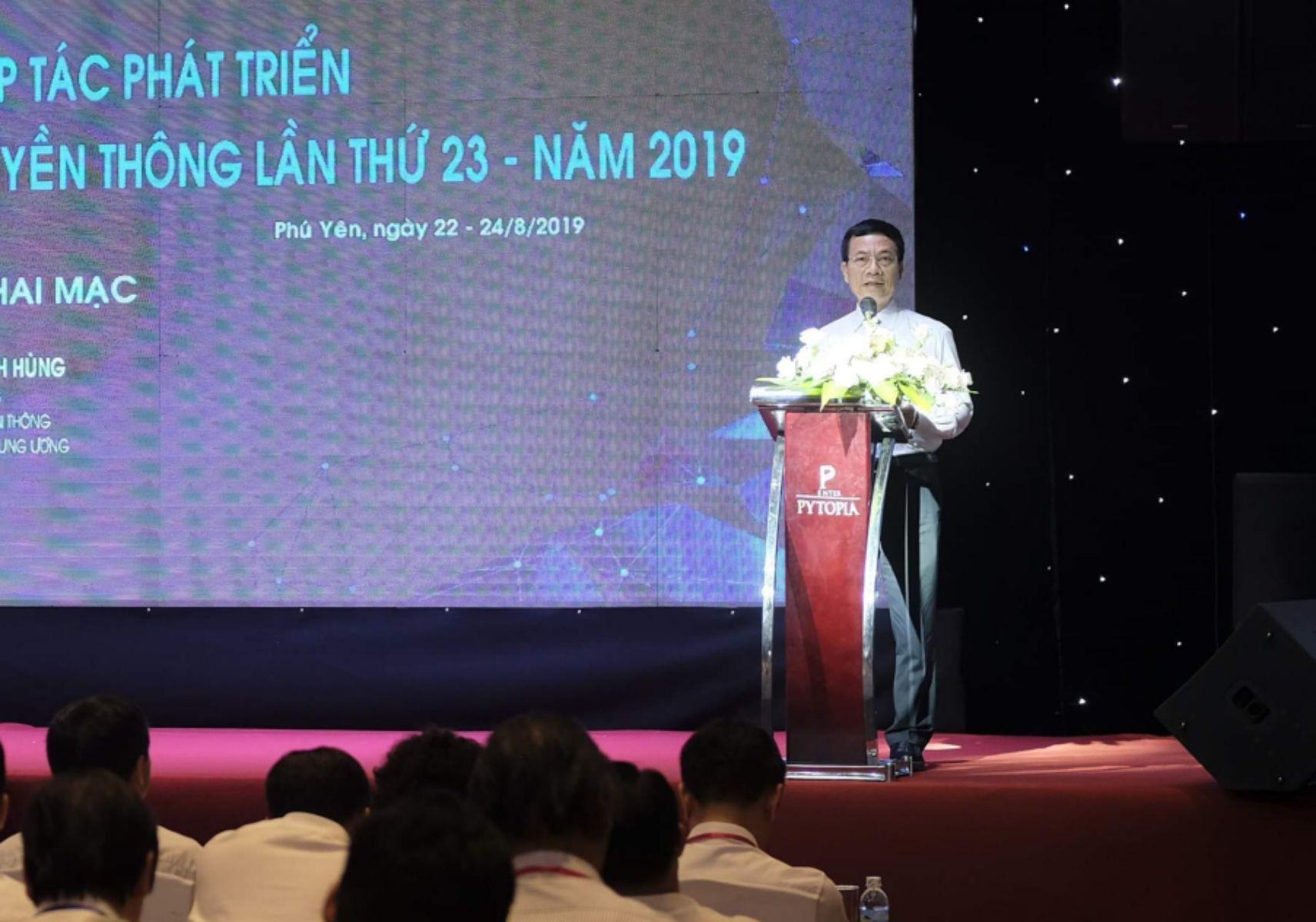 Hội thảo Hợp tác Phát triển CNTT-TT,Bộ TT&TT