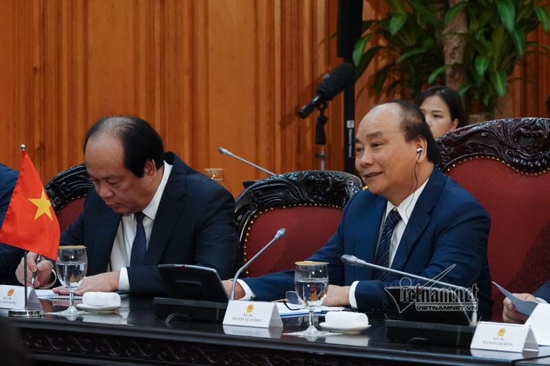 Biển Đông,chủ quyền,Thủ tướng,Nguyễn Xuân Phúc,Australia