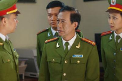 Vị sếp công an lão luyện nhất loạt phim 'Cảnh sát hình sự' giờ ra sao?